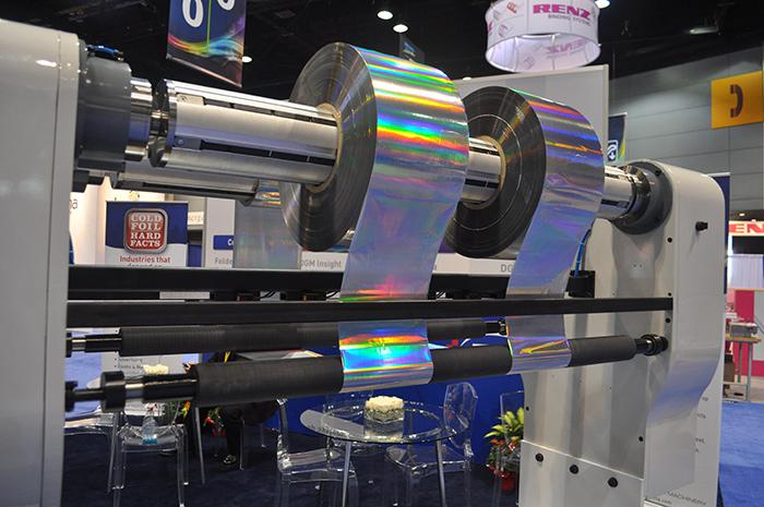 GraphExpo2014-Cold-Foil-UV-Cast-and-Cure-Foildex-38