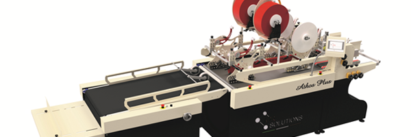 Folder Gluers, Double-sided tape inserters , Box, Bags and Envelope machines