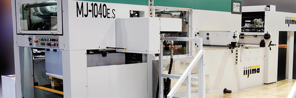 High Speed Hot Foil Stamping and Die-cutting