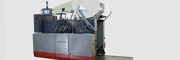 Half sheet automatic Hot Foil Stamper