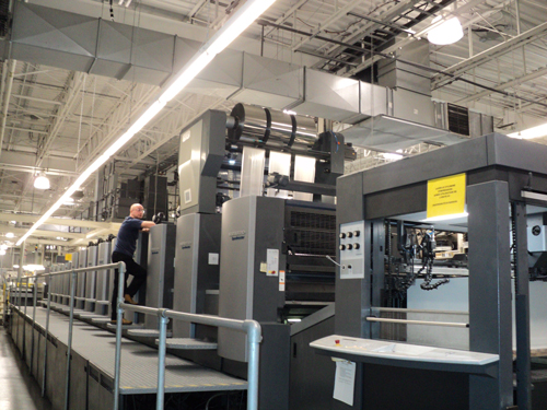 Filmdex UV Cast and Cure for Heidelberg Press