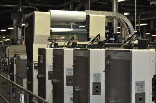 mitsubishi cold foil indexing, uv cast and cure, foildex system