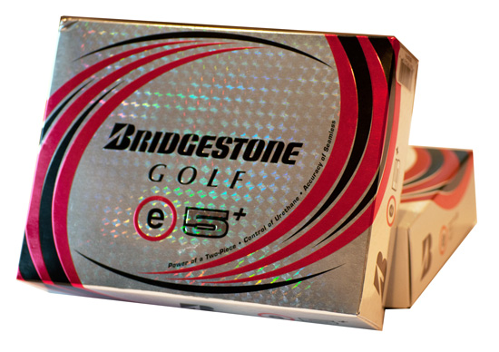 Bridgestone Golf Balls - Cast and Cure