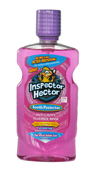 Inspector Hector - Cast and Cure