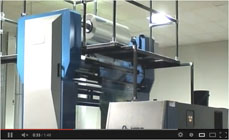 UV Cast and Cure Filmdex Holographic Printer for Heidelberg, KBA, Komori, maroland, Mitsubishi Presses