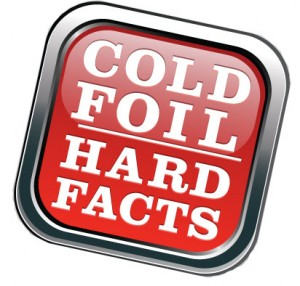 Cold Foil Hard Facts Button cold foil indexing for Heidelberg, KBA, manroland
