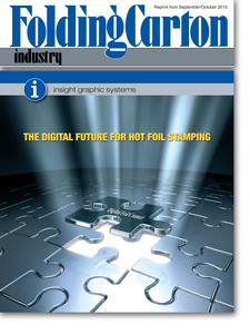 Die Co-Ordinator Digital Die Registration Testimonial Thumbnail Folding Carton Magazine