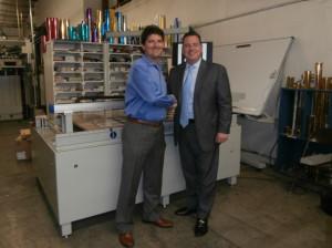 Utah Paper Box Purchases Die Co-Ordinator Insight Digital Die Registration System
