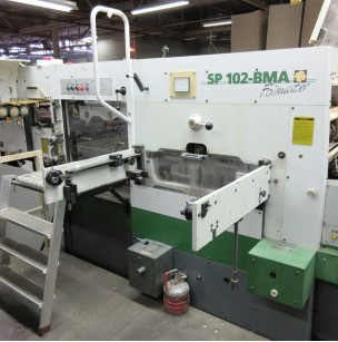BOBST SP 102 2000
